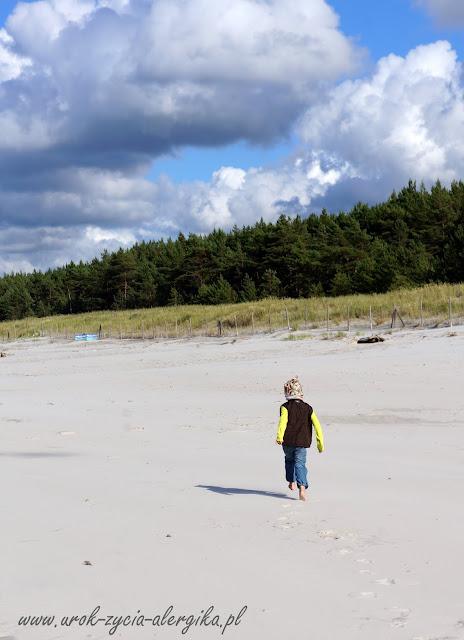wakacje alergika nad morzem
