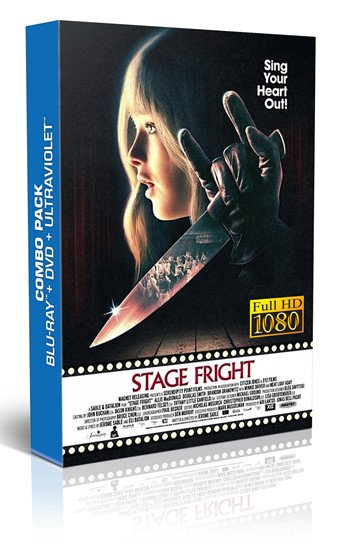 Stage Fright 1080p HD