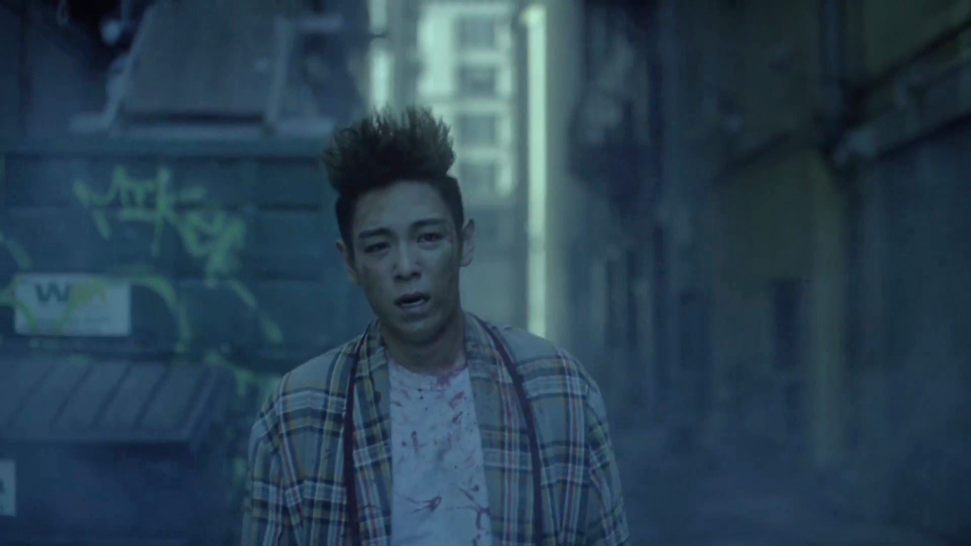 Bigbang's TOP in Loser MV