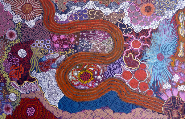 The Universal Story Songlines And The Swan River