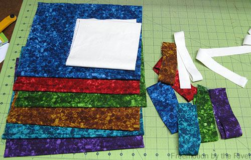 fabrics used