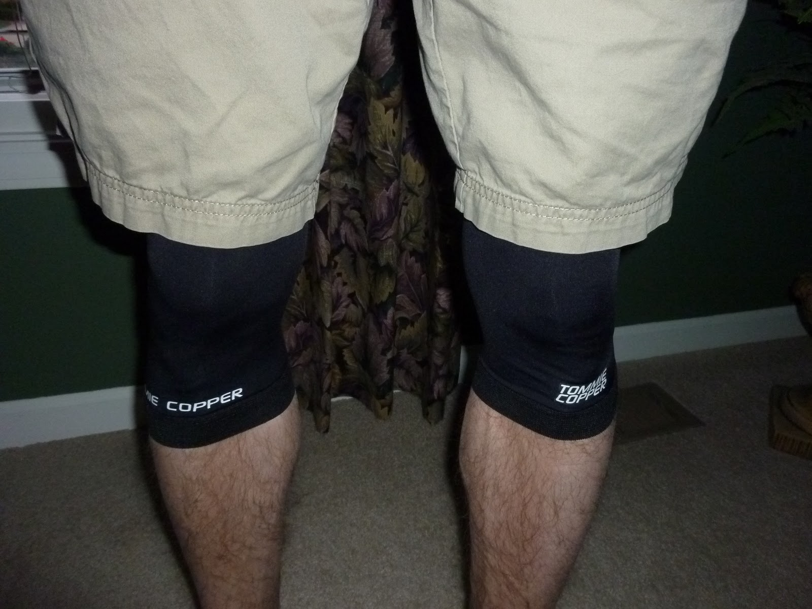 Tommie Copper Compression Knee Brace