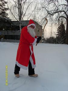 Joulupukkipalvelu Tampere Pirkkala Lempäälä Kangasala Ylöjärvi