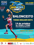 Baloncesto Torneo Benjamín