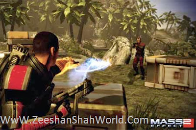 Free Download Mass Effect 2 Game For PC