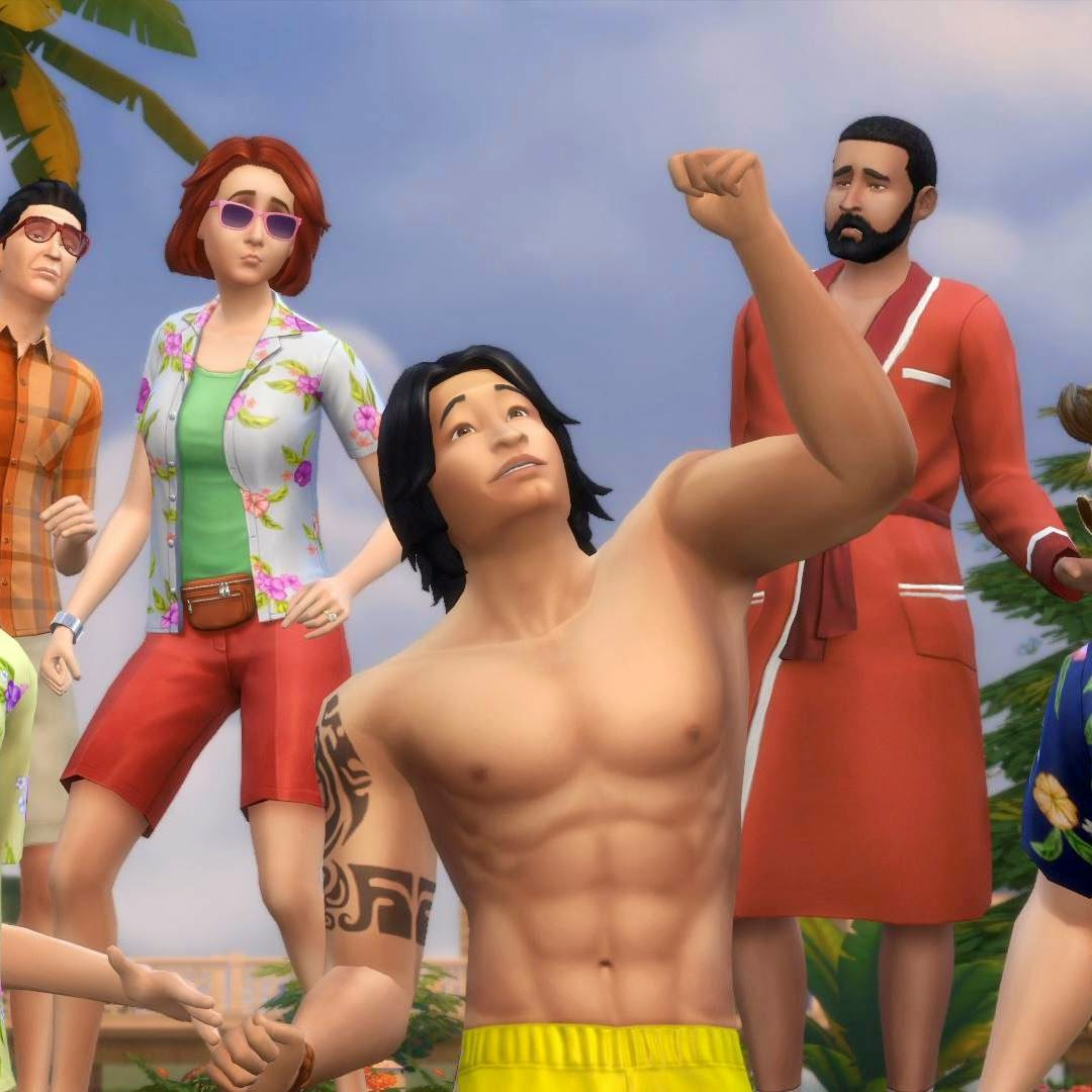 Trailer Oficial de Lançamento do The Sims 4