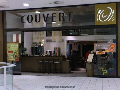 Restaurante Couvert: Fachada (Shopping Paralela)