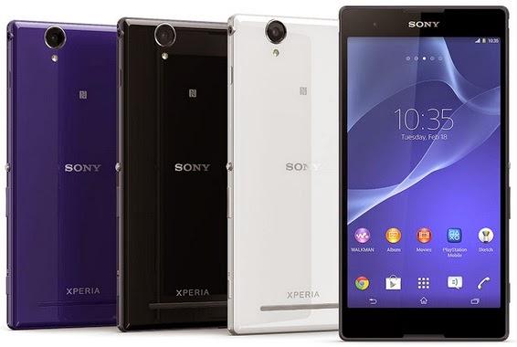 Gambar Sony Xperia T2 Ultra Dual SIM