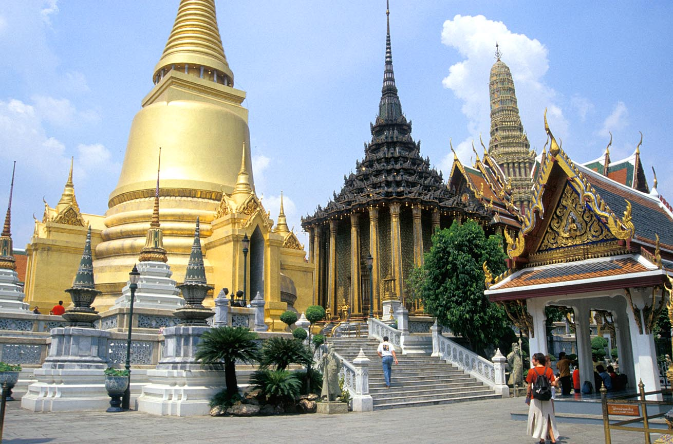 Bangkok, Thailand – Tourist Destinations