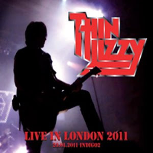 Thin Lizzy: 'Live at Indig02', London 1/23/11