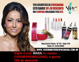 Yes Cosmetics Copacabana