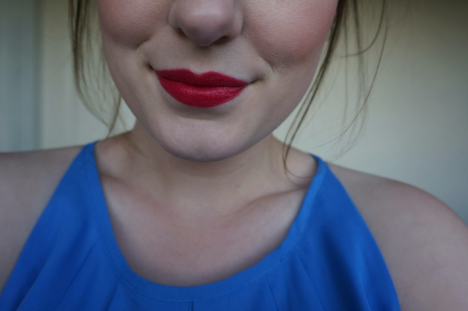 perdis devine goddess lipstick Napoleon