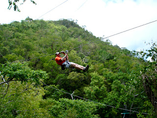 Zip lining coming to Harbor Village Aug 5th!