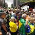Manifestação do dia 29/11/2014 na Avenida Paulista