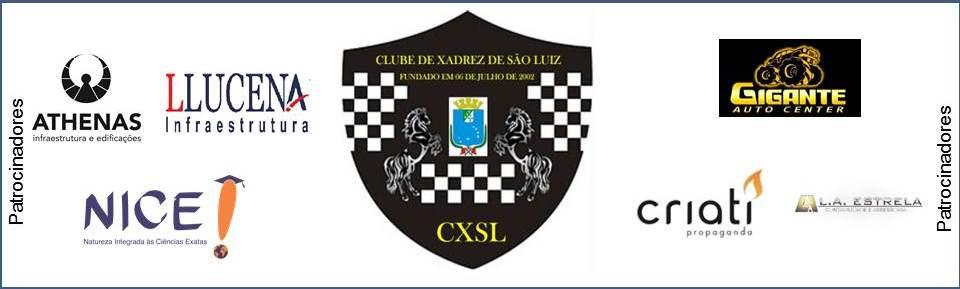 CLUBE DE XADREZ DE SÃO LUIZ