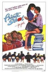 Escuela privada para chicas (1983) Comedia con Phoebe Cates