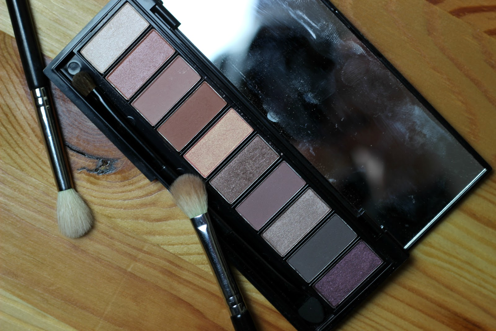 L'Oreal La Palette Nude Review & Swatches