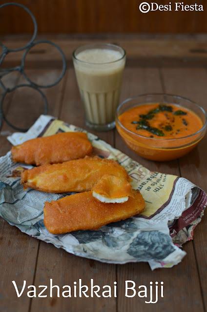 How to make Bajji Bonda