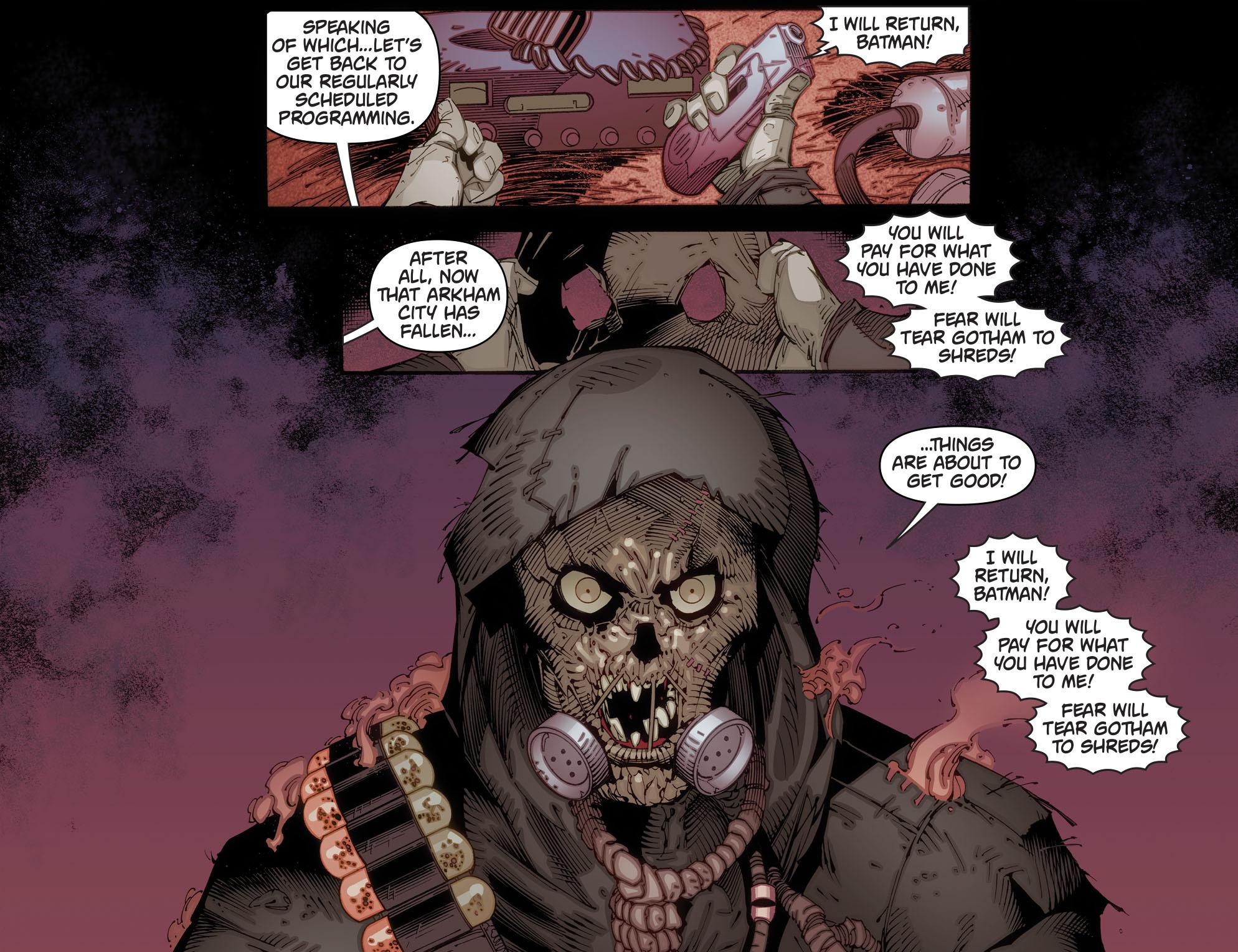 Batman: Arkham Knight [I] Issue #3 #5 - English 12