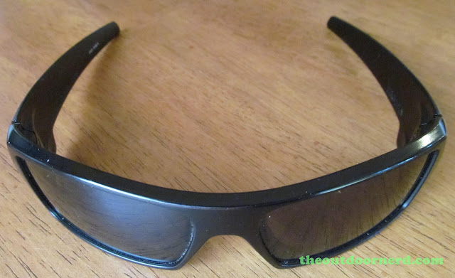 Oakley GasCan Sunglasses: Front View