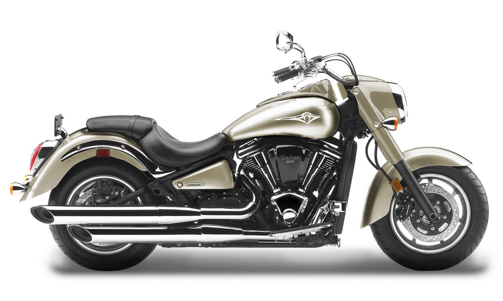 motorcycles  Kawasaki Vulcan 2000 Classic Lt