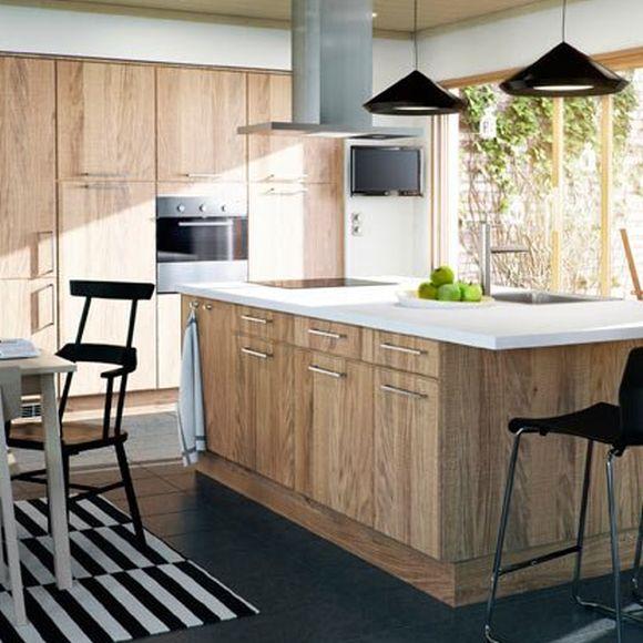 Rideaux Chambre Jeune Fille : Osmoz Déco Top 5 des cuisines Ikea 2012