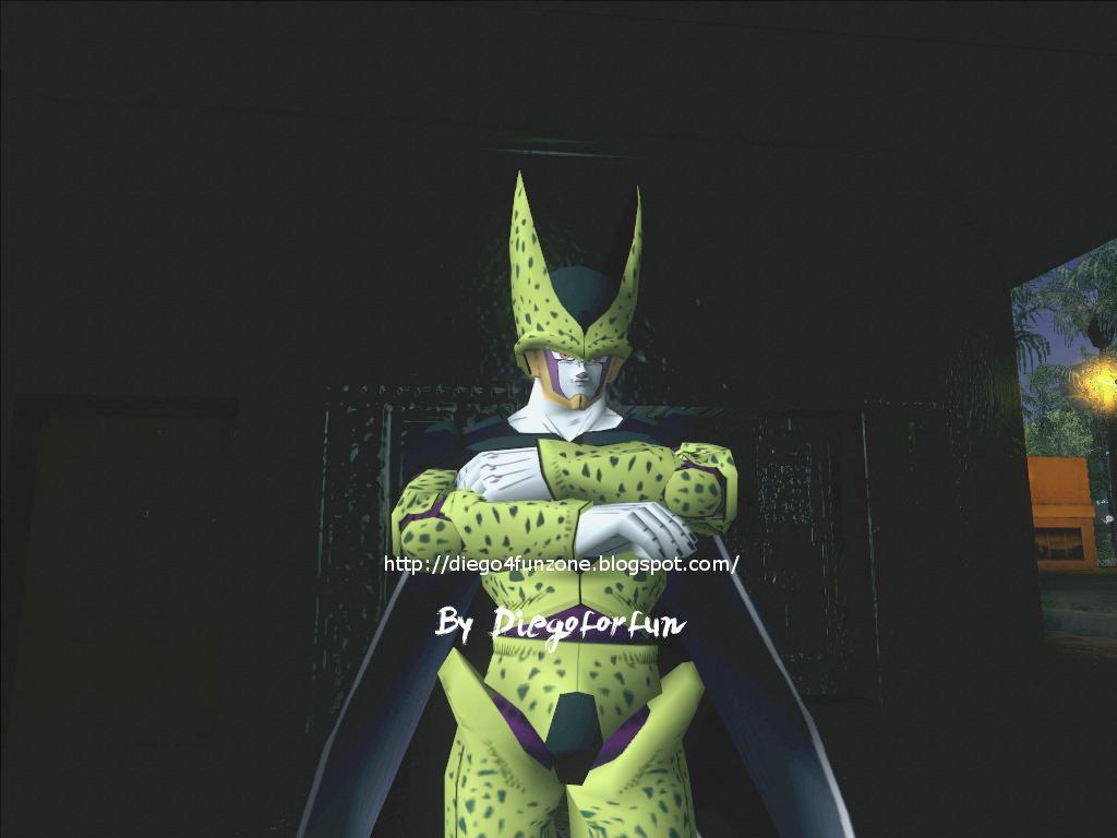 Diego4Fun Zone: [REL]Dragon Ball Z Budokai Tenkaichi 3 ...