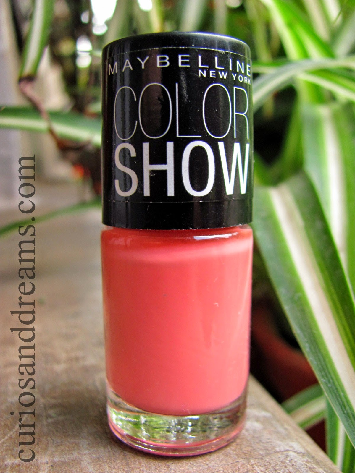Maybelline Color Show Coral Craze Review