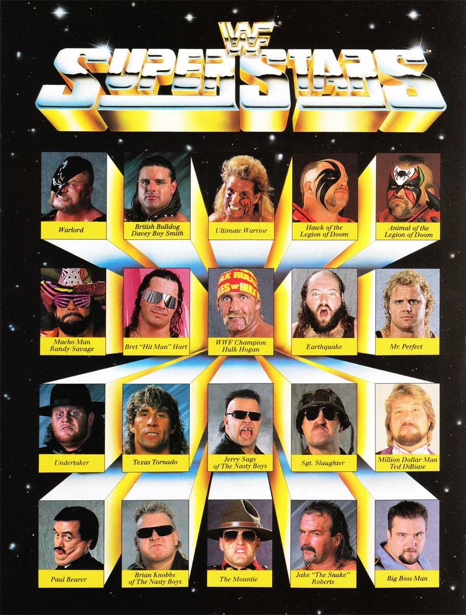 wwf superstars retro pro wrestling reviews