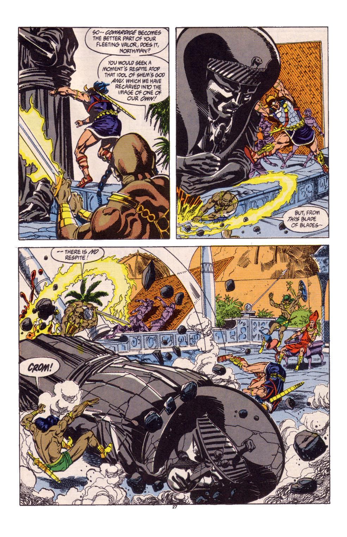 Conan the Barbarian (1970) Issue #247 #259 - English 21