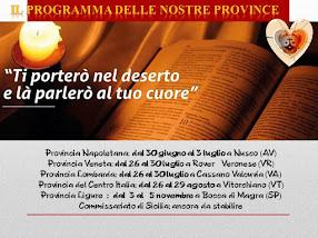 ESERCIZI SPIRITUALI DELL'OCDS ITALIANO