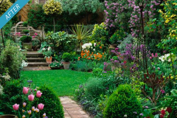 Bahçe zemini nden tutun bahçe çitleri ne kadar inanılmaz bir