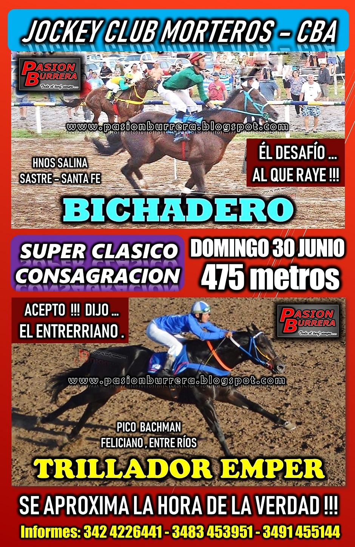 MORTEROS - 30 DE JUNIO - 475
