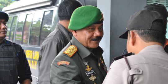 Mantan Pangdam Diponegoro bangga dengan 11 anggota Kopassus