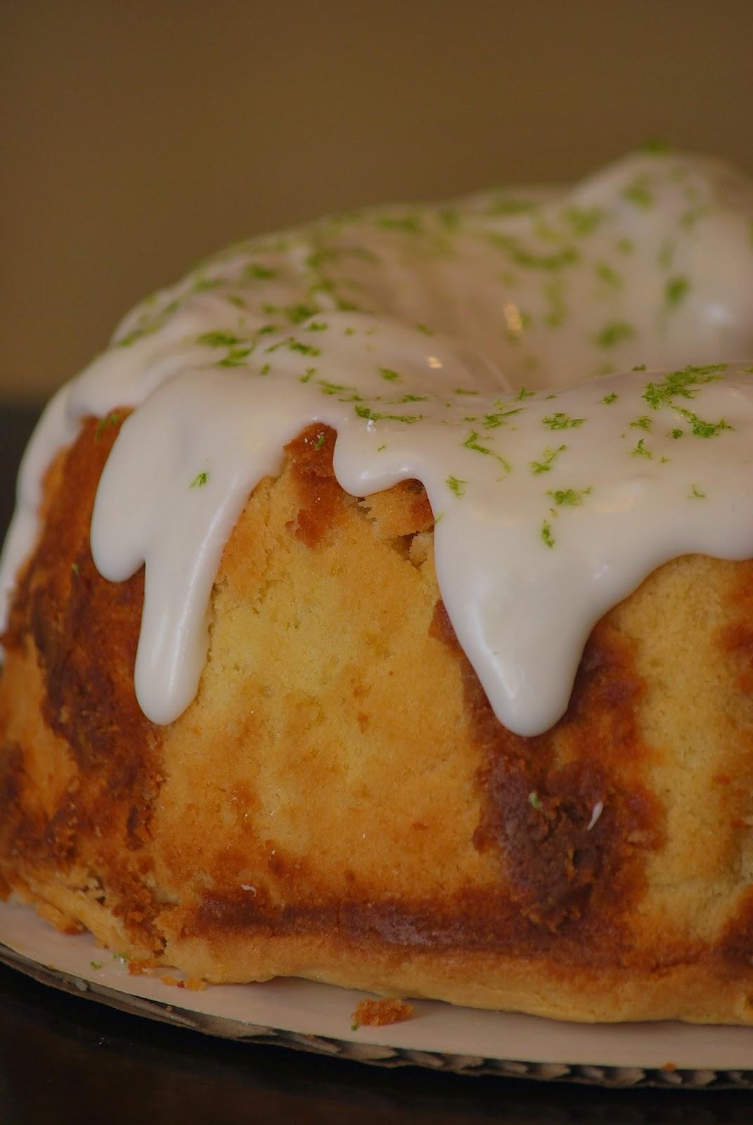 Key lime cake recipe with orange juice
