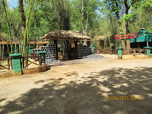 """NATURE HERITAGE RESORT"" in Tala at Bandhavghar national park."