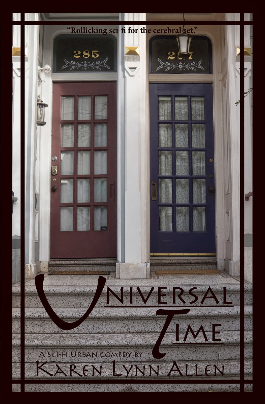 Universal Time Available March 6th!