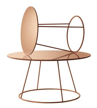 Collezione di mobili metallici mobili moderni italia for Mobili metallici