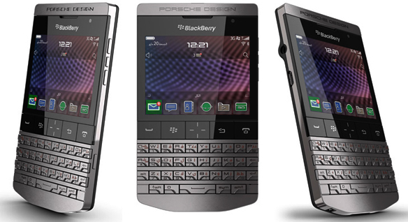 aka P'9981 Smartphone Specs, Photo, Blackberry Porsche Design