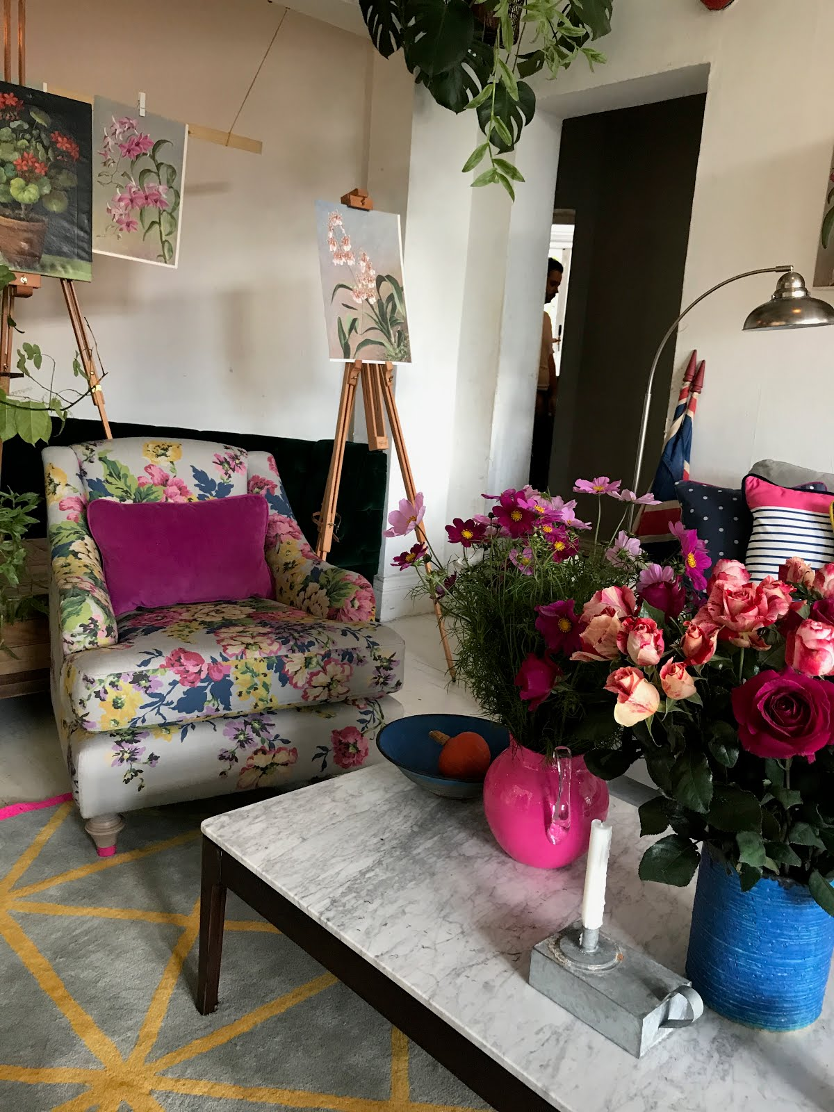LDF New Launches DFS X Joules Hello Peagreen