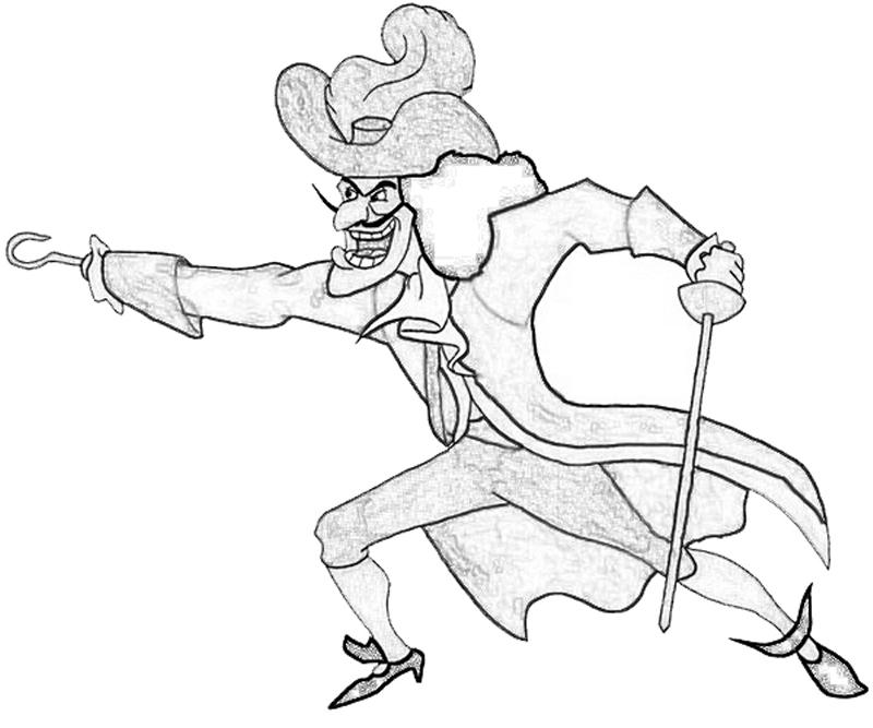 printable-captain-james-hook-running_coloring-pages