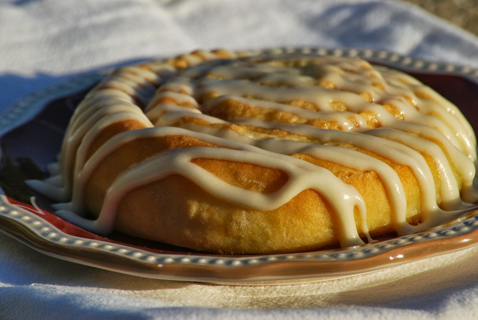My story in recipes: Quick Cinnamon Rolls