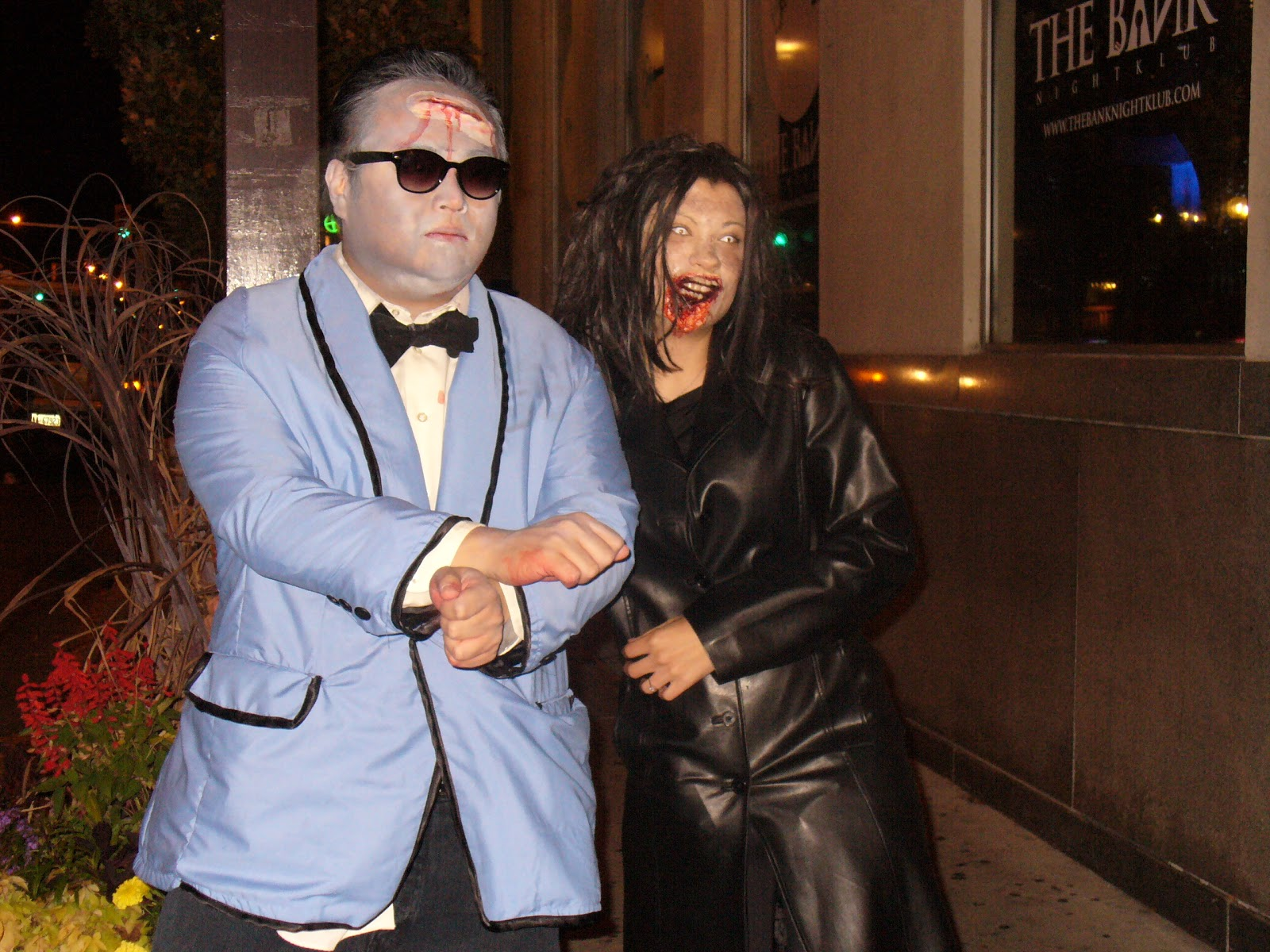 Gangnam Style Zombie