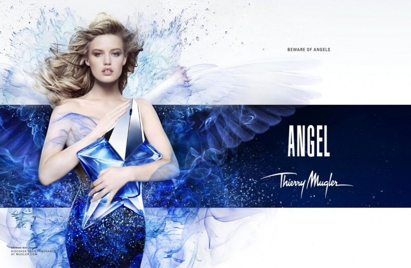 ANGEL de Thierry Mugler - Georgia May Jagger