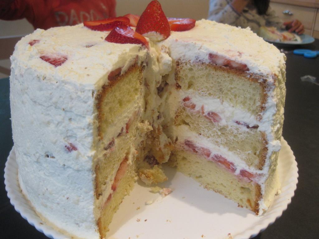 Lexington Bakeries Cake