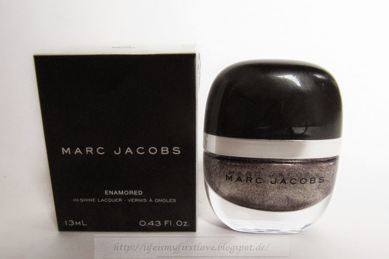 Life Is My First Love Nails Marc Jacobs Hi Shine Lacquer Petra