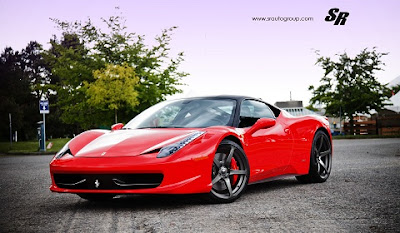 Ferrari 458 Italia by SR Auto Group