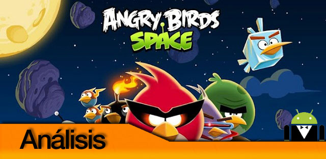 Angry Birds Space Android Anlisis
