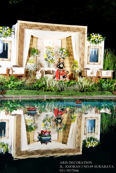 Pool wedding decorations galery aris decoration pool wedding decorations junglespirit Gallery