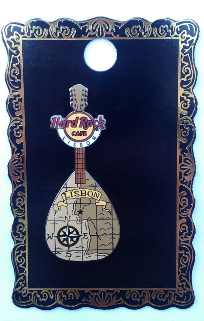 pins do bernardo hard rock cafe lisbon map mandolin. Black Bedroom Furniture Sets. Home Design Ideas